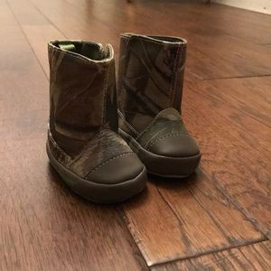Other - 🌟 Baby Boy Camo Boots 🌟